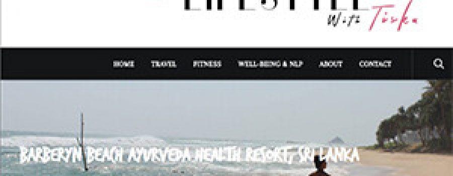 LIFESTYLE with Tiska: May 2019 Barberyn Beach Ayurveda Resort, Sri Lanka