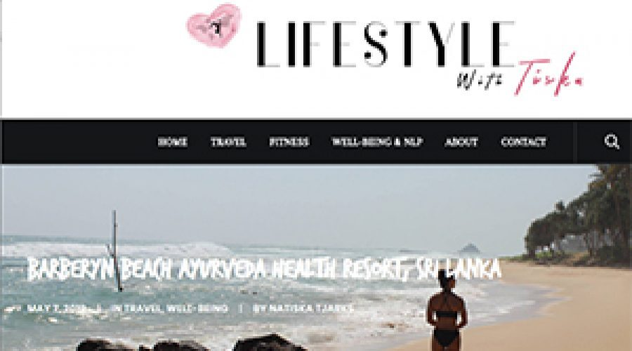 LIFESTYLE with Tiska: May 2019 Barberyn Beach Ayurveda Resort, Sri Lanka