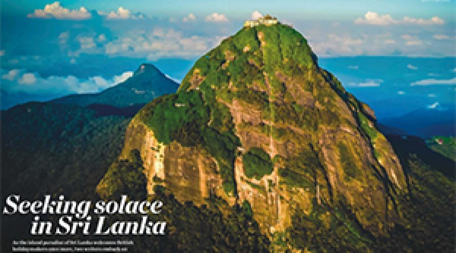 Psychologies: December 2019 Seeking Solace in Sri Lanka