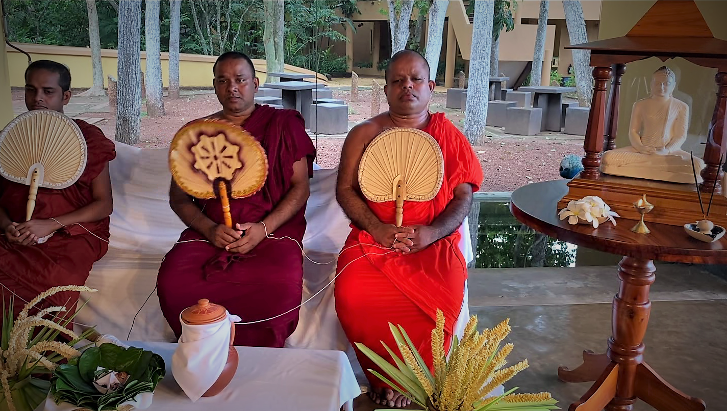Buddhist Monks ofSri Lanka