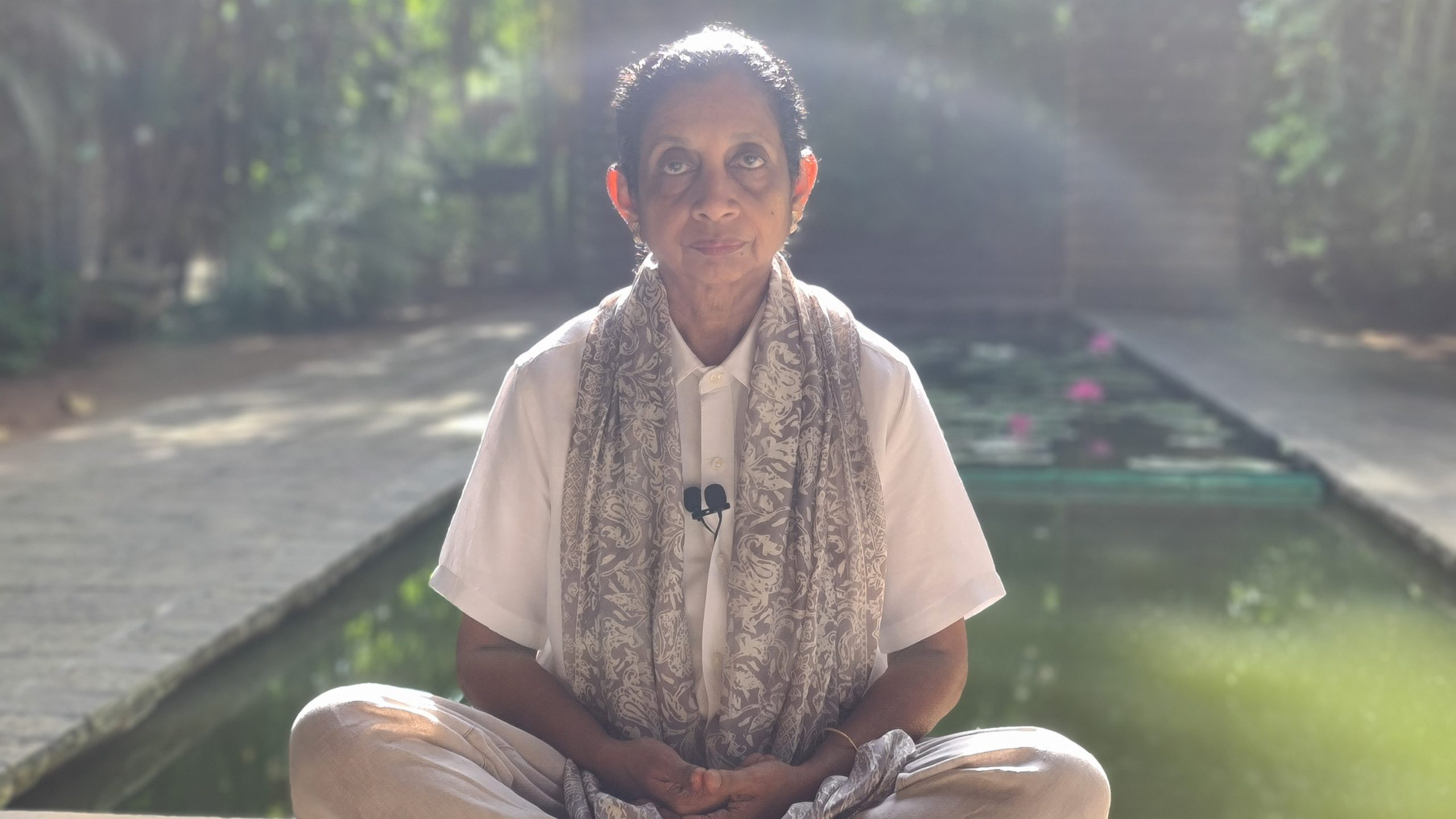 Mindfulness with Geetha