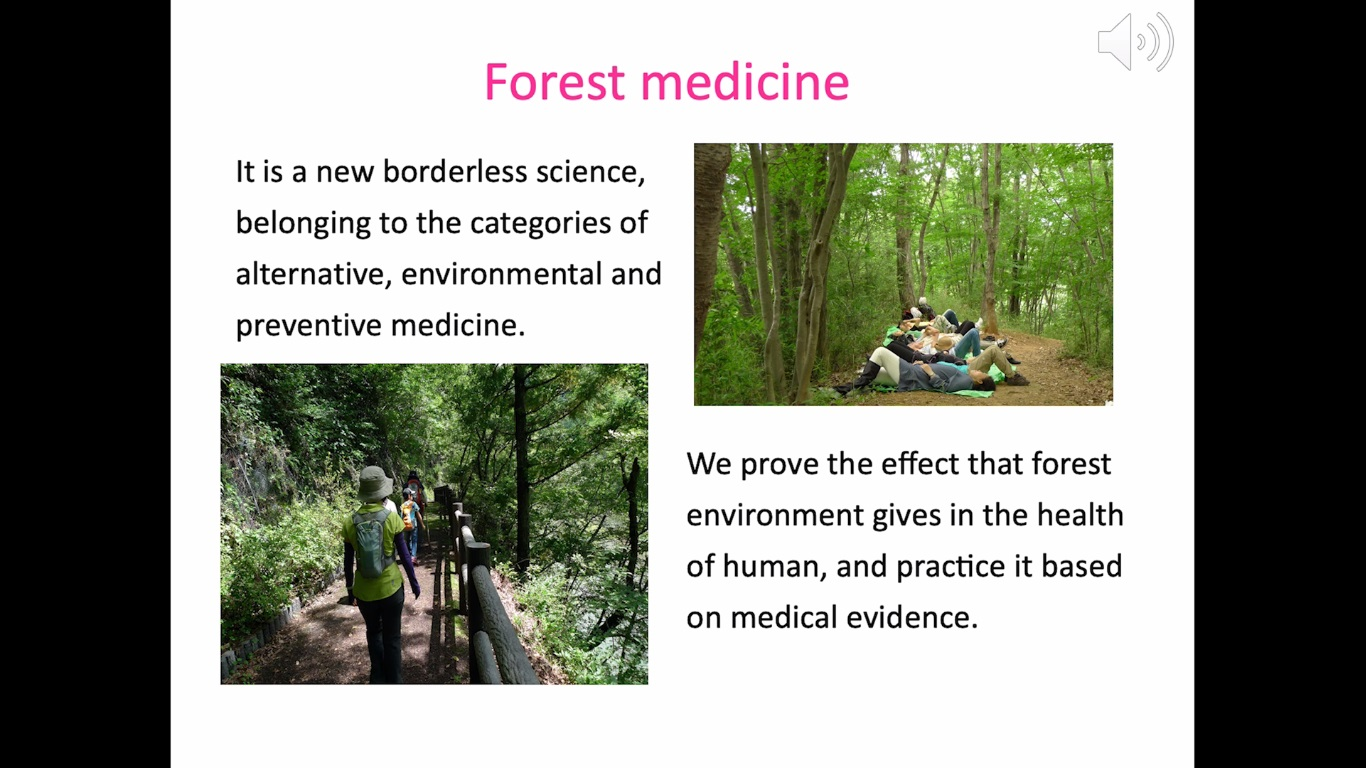 Ayurveda and Forest Medicine